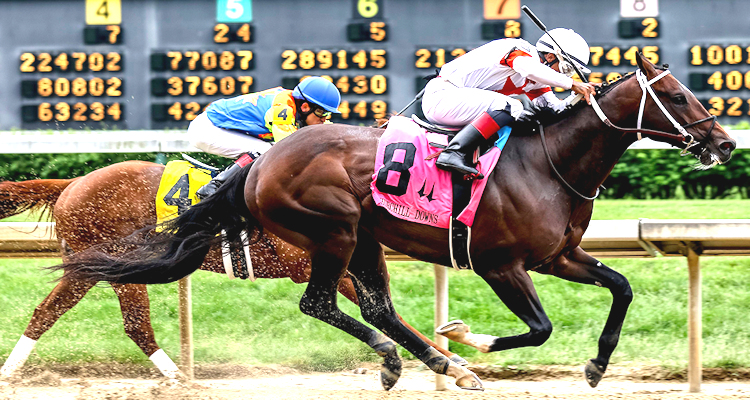 Horse Races By The Time The Third Longest-Running Racing