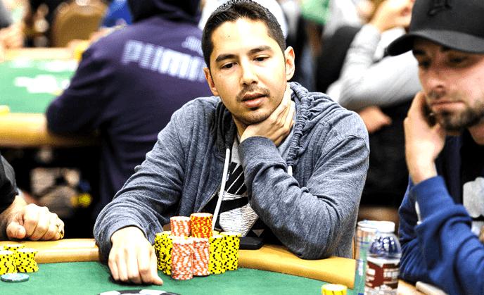 Patrick Kenney player of poker