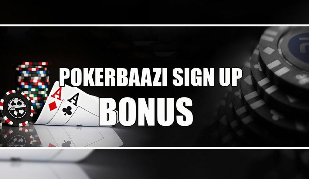 Site PokerBaazi Promo Code
