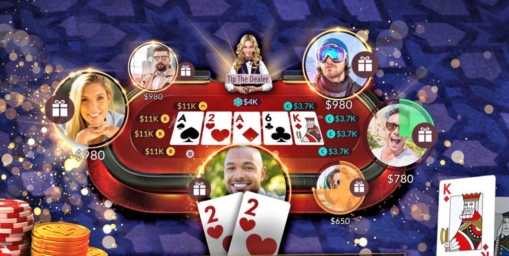 Platform Zynga Poker